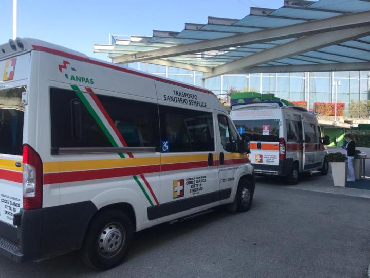 Emergenza COVID19 - L'impegno in Italia di Insieme con Humanitas e CBM (1)